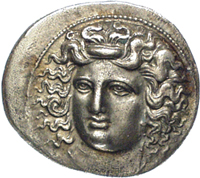 Larissa 4th century BC.<br> this sale
