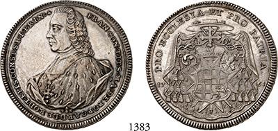 Franz Conrad Von Rodt 1750 1775